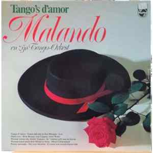 Malando And His Tango Orchestra - Tango's d'amor flac