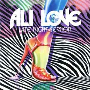 Ali Love - Late Night Session flac