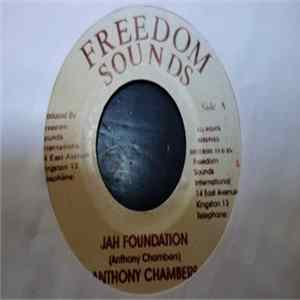 Anthony Chambers - Jah Foundation flac