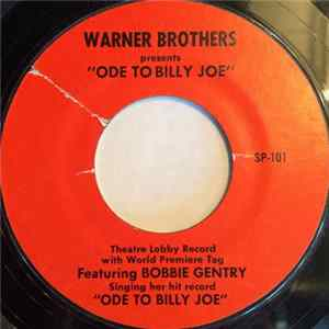 Bobbie Gentry - Ode To Billy Joe (Theatre Lobby Record) flac