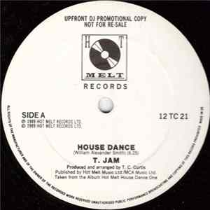 T. Jam - House Dance / We Can Dance flac
