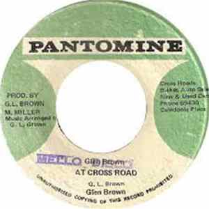 Bobby Akekin / Glen Brown - Mr Ball Head Akekin / At Cross Road flac