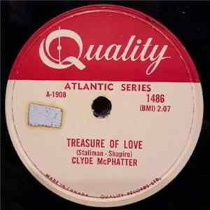 Clyde McPhatter - Treasure Of Love / When You're Sincere flac