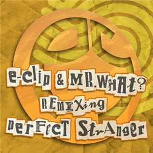 Perfect Stranger - E-Clip & Mr.What? Remixing Perfect Stranger flac