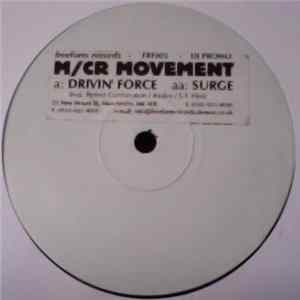 M/CR Movement - Drivin' Force / Surge flac