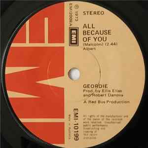 Geordie - All Because Of You flac