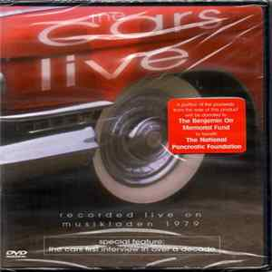 The Cars - The Cars Live flac