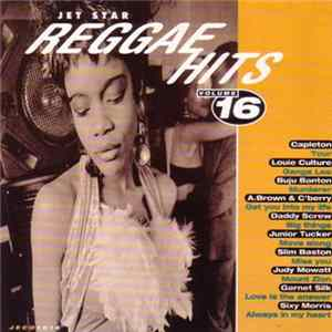 Various - Reggae Hits Volume 16 flac