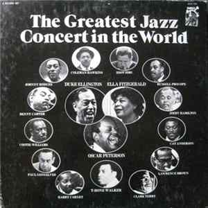Various - The Greatest Jazz Concert In The World flac
