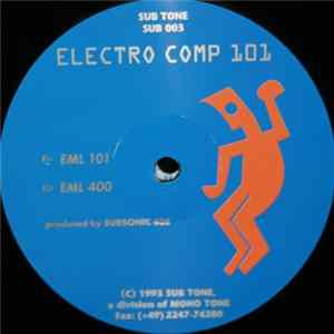 Subsonic 808 - Electro Comp 101 flac