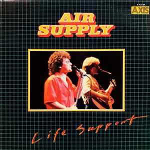 Air Supply - Life Support flac