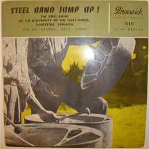 The Steel Band Of The University Of The West Indies, Kingston, Jamaica - Steel Band Jump Up ! flac